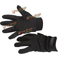 Full Finger Climbing Gloves Riding Tactical Airsoft Outdoor Nylon Non-slip