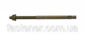 Анкер розпірний Golden anchor M10/117/200, FZB, (упак. - 25 шт), Швеція