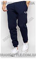 Спортивные штаны Fred Perry темно-синие