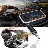 3.5мм Bluetooth  3.0 автомобиль домой музыка аудио стерео передатчик приемник адаптер