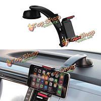 3в1 присоске Автомобильный держатель телефона навигации для 55 до 90мм шириной устройств