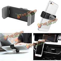 Автоботов автомобиля воздушник телефон держатель на 360 градусов повернуть для 6inches или небольших мобильных телефонов
