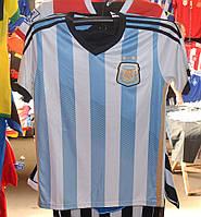 Футбольная форма сборной Аргентины (без номера)