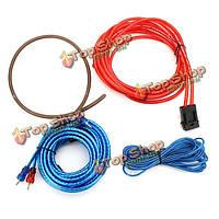 2.5 квадратный жильный кабель силовой кабель модифицирована стерео аудио аксессуары