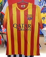 Футбольная форма Барселона выездная (без номера)