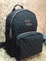 Рюкзак женский стеганая Сhanel-Шанель/Рюкзак девушка яркий городской спортивный стеганая стильный