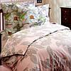 Ткань постельная Бязь (Б) НАБ. арт 133241 рис 4050-01 МАГНОЛИЯ БЕЖ ПЛ.120 100% х/б 220СМ