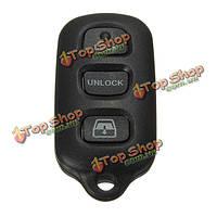 Дистанционный без ключа брелок для Тойота 4Runner 1999-2002 для hyq1512y 4buttons