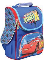 Рюкзак школьный 1ВЕРЕСНЯ 552737/H-11 Cars