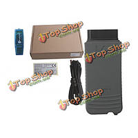 Интерфейс диагностической развертки VAS 5054A для Bluetooth система OBD VW AUDI BENTLEY Ламборгини