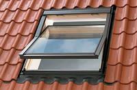 Окно GLR(B)114x140 см.Ручка снизу или сверху