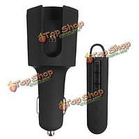 Универсальная беспроводная гарнитура громкой связи для наушников ж / USB автомобильное зарядное устройство с функцией Bluetooth система