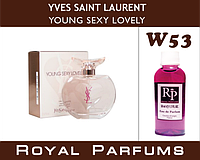 Духи Royal ParfumsYves Saint Laurent «Young Sexy Lovely» (Ив Сен Лоран Янг Секси Ла 100мл №53