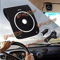 Комплект телефонный динамик многофункциональный солнцезащитный козырек автомобиля беспроводной Bluetooth громкой связи