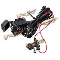 USB Система питания зарядное устройство кабель 12v 5В путешествия обеспечено электроснабжение
