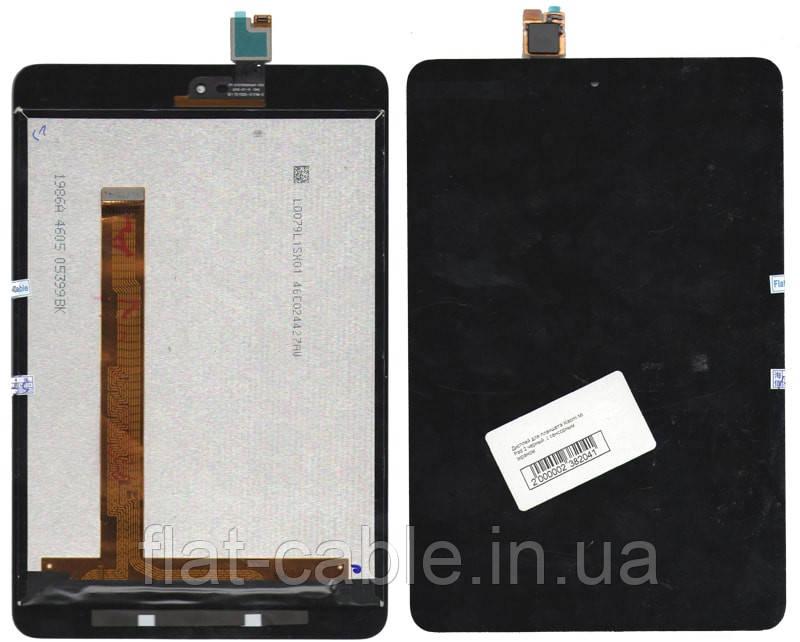 Дисплей для планшета Xiaomi Mi Pad 2 MiPad 3 черный, с cенсорным экраном