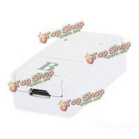 Автомобиль белый малый GPS и GSM GPRS трекер СХ-01 б с зарядный кабель