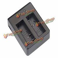 Оригинальный двойной разъем для зарядного устройства зарядное ящик для ГИТ камеры git1 git2