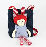 Сумки-игрушки и рюкзачки-игрушки
