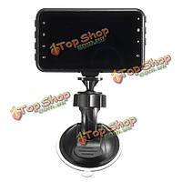 3-дюйма камера 1080p HD автомобиль автомобиль DVR цифровой видеомагнитофон г-датчик ночного видения
