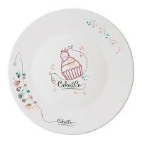 Тарелка для пиццы BormioliRocco Cake@Co d33 см стеклокерамика (419320-763930 BR)