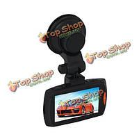 FullHD 1080p 2.7-дюймов ЖК-g30l автомобиль DVR рекордер G-Sensor
