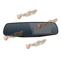 Автомобильный видеорегистратор рекордер камера черточки тахограф carcorder двойная камера датчика g- fhd1080p