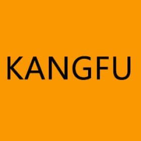 "Туфли мужские ""kangfu"" кожа, оптом"