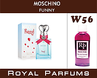 Духи Royal Parfums (рояль парфумс) Moschino «Funny» (Москино Фанни) 50 мл №56