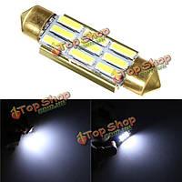 42мм 7020 9SMD интерьер света перемены фестона LED Свет расшифровывают неполярный с исходящей функцией