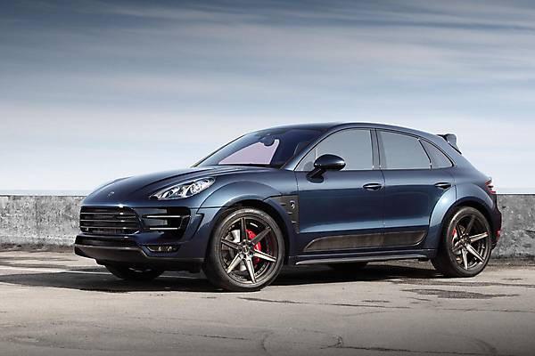 Тюнинг Porsche Macan 2014 - н.в.
