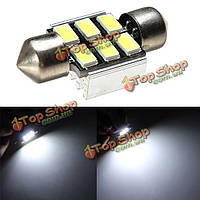 31мм 5630 6SMD свет перемены фестона расшифровывает неполярную индивидуальную лампочку лампочки лампы