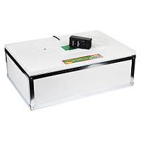 Домашний инкубатор для яиц Наседка ИБ-70, терморегулятор, переворачивание яиц вручную
