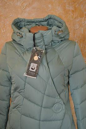 Куртка женская зима KAPRE, фото 2