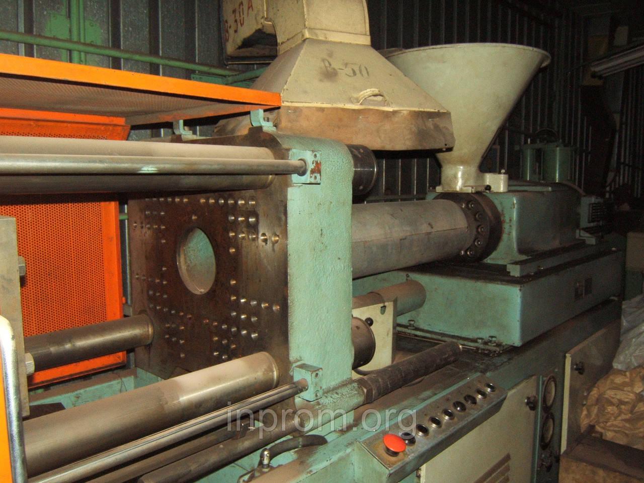 Термопластавтомат  CS 371/160, рабочий, Чехословакия