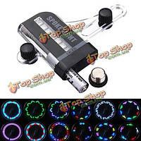 14 LED автомобиль авто колеса сигнал шины спицами 30 режимов изменения