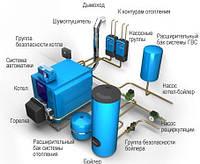Проектирование теплоснабжения и отопления