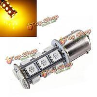 1156 ba15s 18SMD 5050 LED лампочка сигнала поворота резервного копирования обратного