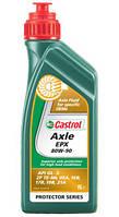 Трансмиссионное масло CASTROL AXLE EPX 80W-90 (1л)