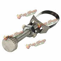 Регулируемая 60мм до 120 мм масляного фильтра ремень инструмент для удаления ключа для автотранспортного средства