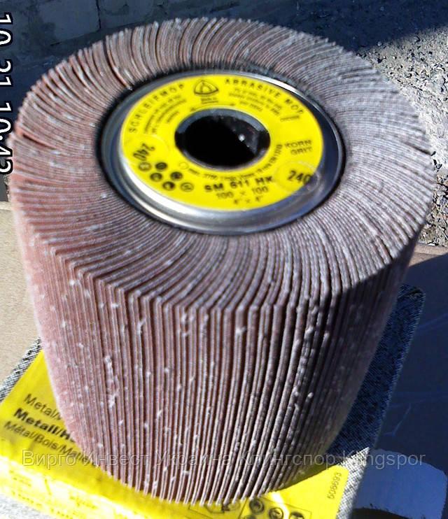 SM 611 круг шлифовальный лепестковый Klingspor
