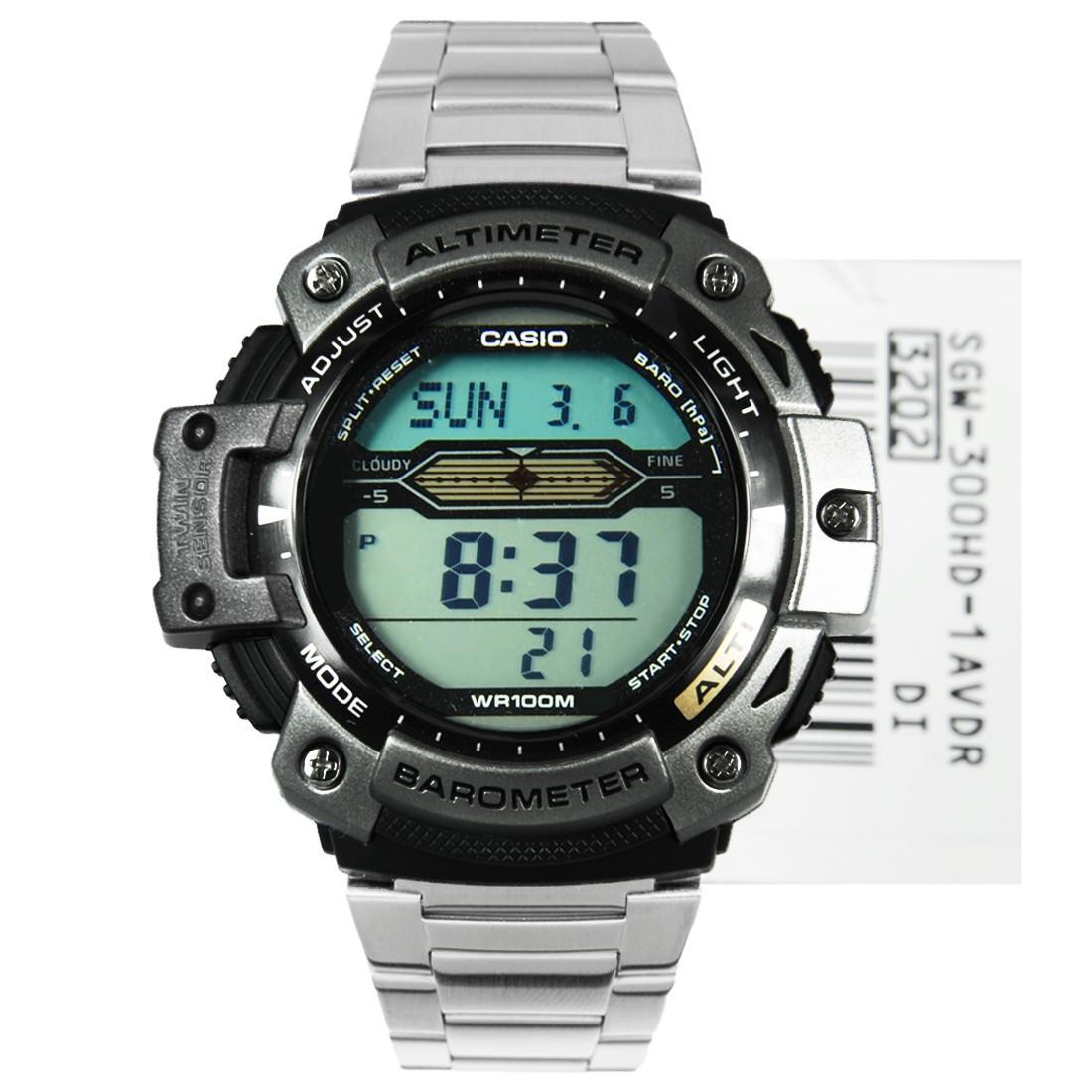 Часы Casio SGW-300HD-1A