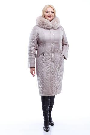 """Зимнее женское пальто""""Софи"""""""