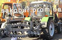 Баровая установка ЭТЦ-165А-1СК к тракторам  МТЗ, ЮМЗ.