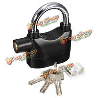 Водонепроницаемый мотоцикл сигнализация замок защиты от кражи сирена многофункционального