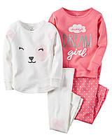 Пижама для девочек Сarters +децкая одежда