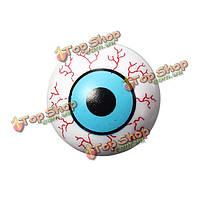 Голубые глаза мяч стволовые воздушный клапан колесо колпачки для автомобилей Мотоцикл Велосипед