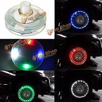 13 режим солнечной энергии LED мотоцикла автомобиля авто флэш-колесо шин клапан колпачок неоновый свет лампы