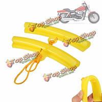 2шт литые диски протектор обода шины удалить Edge защитную пленку для мотоцикла