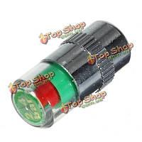 36 пси индикатор давления в шинах шток клапана крышка LED индикатор глаз оповещения